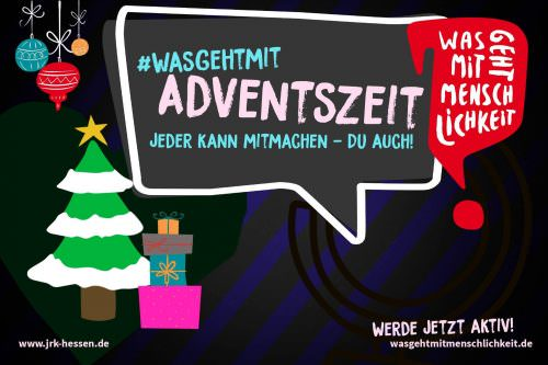 Aktionen in der Adventszeit