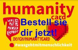 Bestell dir die Humanity Cards