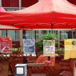 WelcomeCamp in Berlin