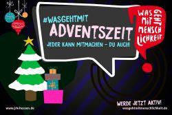 Aktionen in der Adventszeit