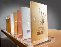 Förderpreis Helfende Hand