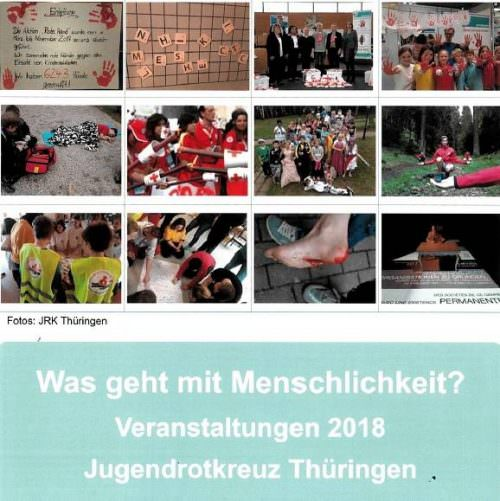 2018 kann kommen – Kalender aus Thüringen
